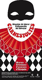 Ajuntament Alaquàs. Agenda. Carnestoltes 2011
