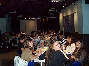 Ajuntament Alaquàs. Prensa. Jóvenes de la Unión Europea visitan Alaquàs para intercambiar proyectos y experiencias sobre voluntariado europeo