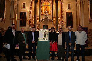 Ajuntament Alaquàs. Prensa. Alaquàs presenta en cartel de la Festa del Porrat 2011