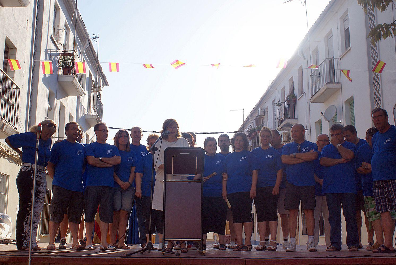 Ajuntament d 39 alaqu s prensa el preg n a cargo de la alcaldesa de alaqu s da por iniciadas las - Trabajo en alaquas ...