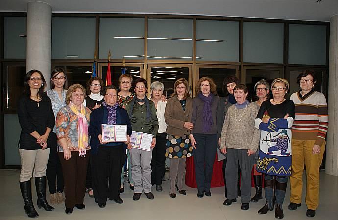 Ajuntament d 39 alaqu s prensa alaqu s reconoce el trabajo de los colectivos de mujeres de la ciudad - Trabajo en alaquas ...