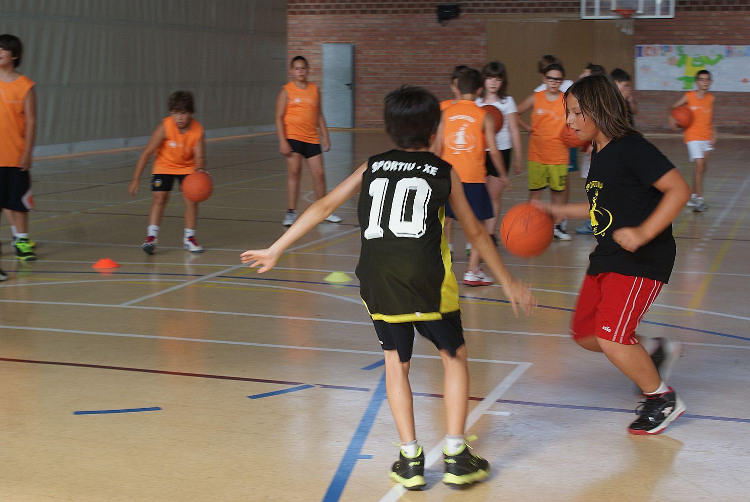 Ajuntament d'Alaquàs. Prensa.El club Sportiu Xe organiza el I Campus de Básquet en Alaquàs