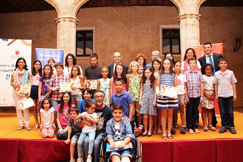 Ajuntament d 39 alaqu s prensa el teulad reconoce los mejores trabajos de pl stica y literatura - Trabajo en alaquas ...