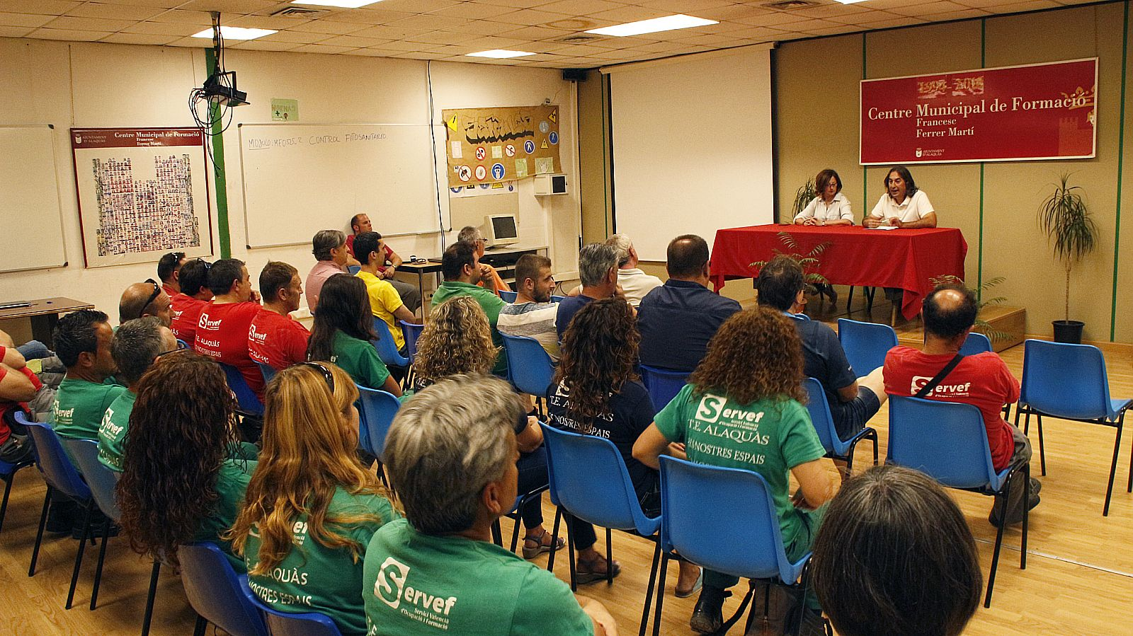 Ajuntament d 39 alaqu s prensa el ayuntamiento de alaqu s solicita al servef y a la conselleria de - Trabajo en alaquas ...