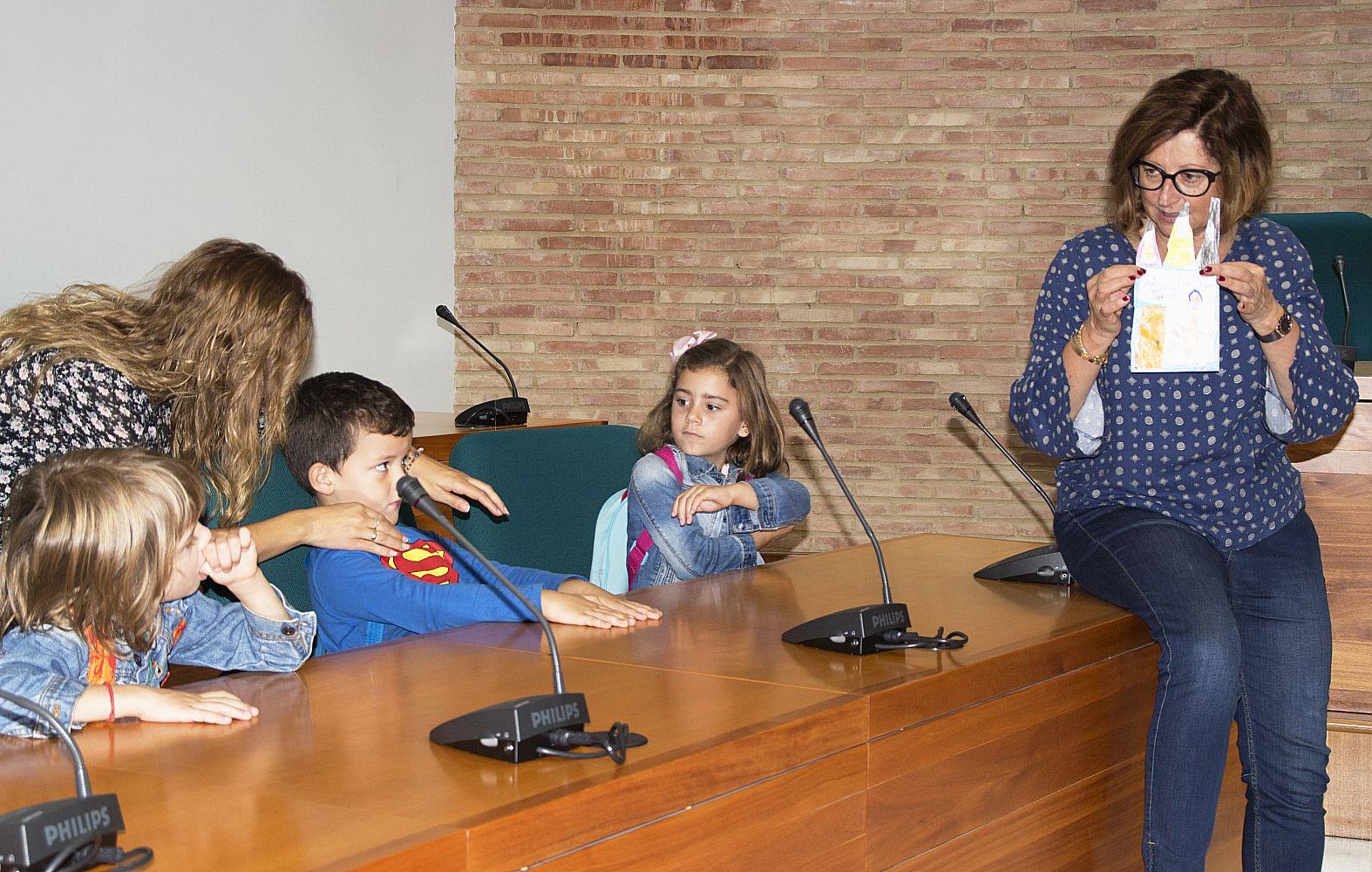 Ajuntament d 39 alaqu s prensa alumnado del colegio - Trabajo en alaquas ...