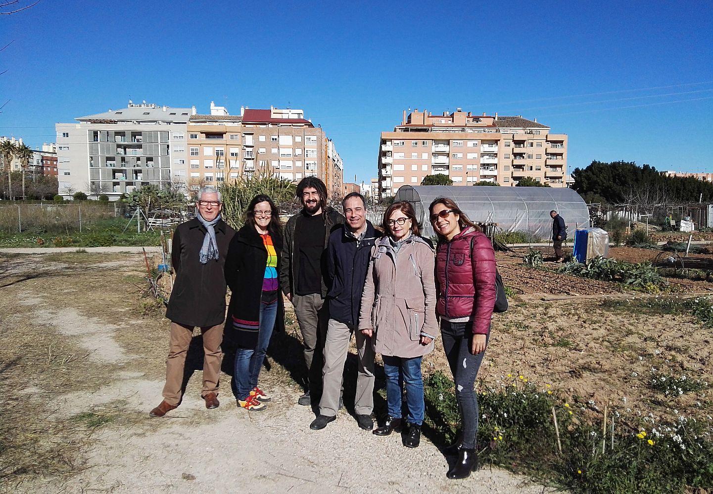 Ajuntament d 39 alaqu s prensa los huertos urbanos de - Trabajo en alaquas ...