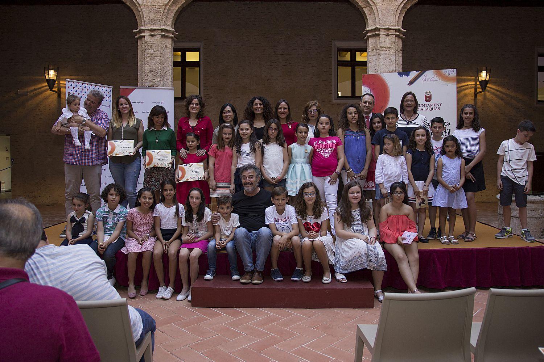 Ajuntament d 39 alaqu s prensa alaqu s reconoce los mejores trabajos de pl stica y literatura - Trabajo en alaquas ...