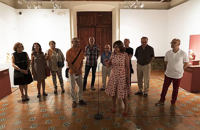 Ajuntament d 39 alaqu s prensa escultura y cer mica en el castell de alaqu s - Trabajo en alaquas ...