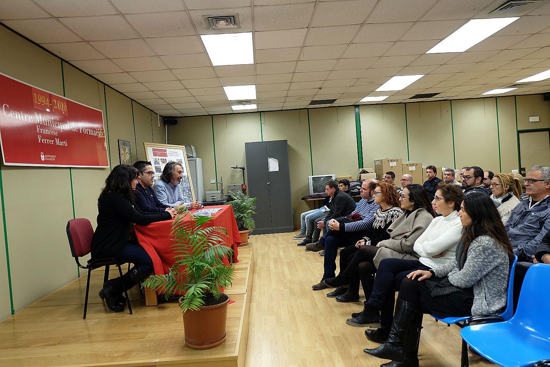 Ajuntament d 39 alaqu s prensa se clausura el taller de empleo alaqu s amb cura de la seua gent i - Trabajo en alaquas ...