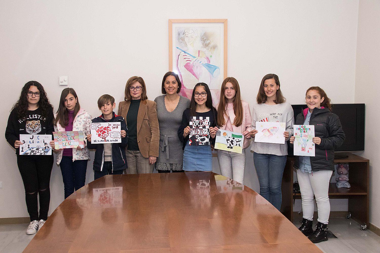 Ajuntament d 39 alaqu s prensa el joc solidari 2018 ya tiene imagen - Trabajo en alaquas ...