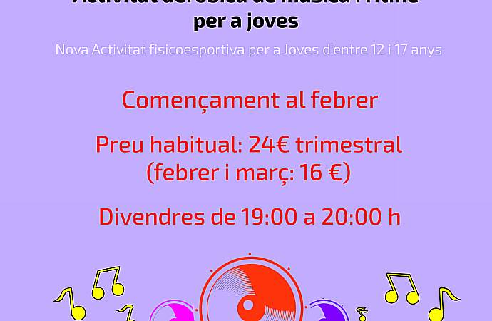 Ajuntament d 39 alaqu s agenda nueva actividad aer bica para j venes - Trabajo en alaquas ...